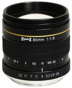 Opteka-85mm-f-1-8-Manual-Focus-Aspherical-Medium-Telephoto-Lens-for-Nikon