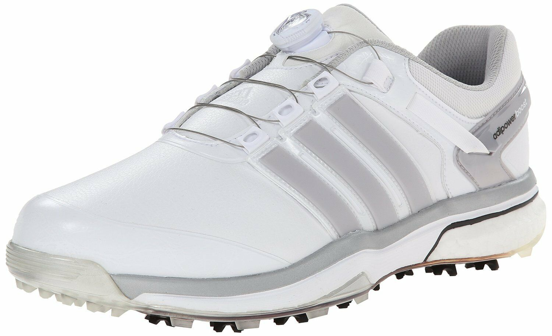 quite nice f0188 5fcbd adidas Mens Adipower Boost Boa Golf Shoe Q44718 8 D 10 W for sale online   eBay