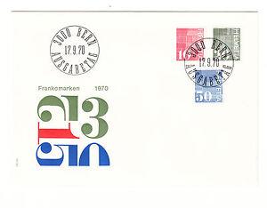 Schweiz FDC Ersttagsbrief 1970 Wertzeichengeber Mi.Nr.933-35 - Forst, Deutschland - Schweiz FDC Ersttagsbrief 1970 Wertzeichengeber Mi.Nr.933-35 - Forst, Deutschland
