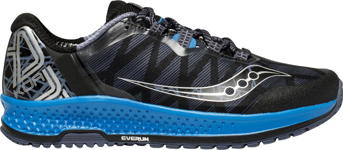 Saucony Koa TR Mens Running zapatos - negro