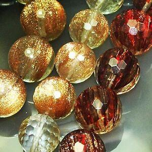 Faceted-Quartz-Round-Gemstone-Beads