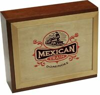 Mexican Train Dominoes, New, Free Shipping