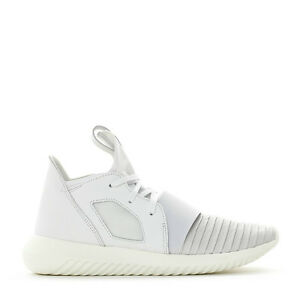 Women Adidas Originals Tubular Defiant W White doom nova Sneakers ... 6676a3b086