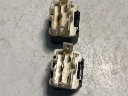 Set of 2 Imasen Mazda General Relay Units P B5B4 DC12 OEM Warranty For 60 Days!