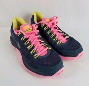 super popular 916dd 2c0b4 Image is loading Nike-Lunarglide-4-Women-039-s-8-Running-