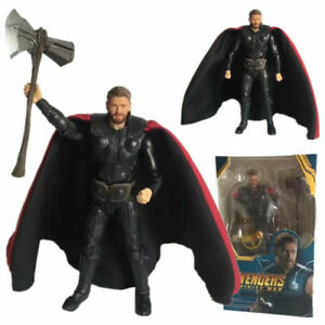 New-S-H-Figuarts-SHF-Avengers-3-Infinity-War-Thor-Action-Figure-Boxed-Package