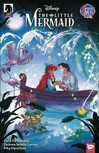Disney-The-Little-Mermaid-3-Ariel-Dark-Horse-Comic-1st-Print-2020-NM