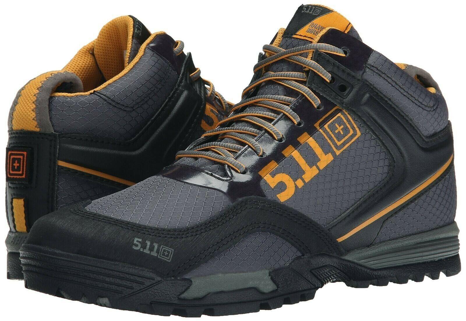 Nuevo 5.11 maestro de rango Táctico Para Hombre Senderismo Zapatos botas De Trabajo MSRP