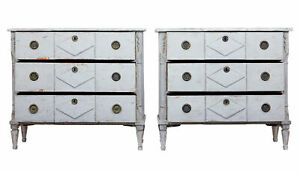 PAIR-OF-19TH-CENTURY-SWEDISH-PINE-PAINTED-COMMODES
