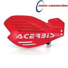 ACERBIS X-FORCE MOTOCROSS HANDGUARDS RED HONDA CR125 CR250 CRF250 CRF450