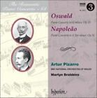 The Romantic Piano Concerto, Vol. 64: Oswald, Napoleao (CD, Sep-2014, Hyperion)