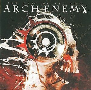 The-Root-of-All-Evil-ARCH-ENEMY-CD-FREE-SHIPPING