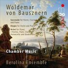 Waldemar von Bausznern: Chamber Music Vol. 1 Super Audio CD (CD, Dec-2013, MDG)