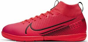 Nike-Mercurial-Superfly-7-Academy-IC-Kinder-Hallenschuhe-rot-AT8135-606