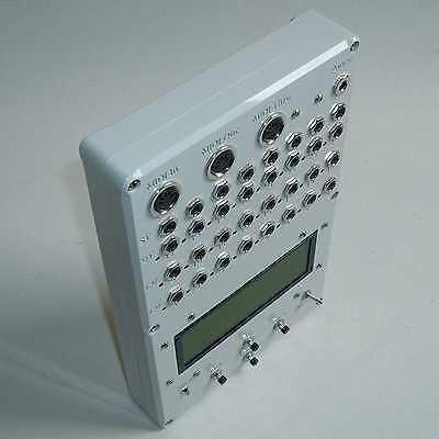 Professional Sale Midi To Cv Converter Muc-800 16bit, 16 X Cv, 8 X V-trig (5v/10v), 8 X S-trig