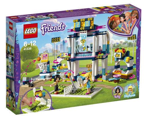 LEGO Friends 41338  Stephanie Sports Arena - Brand New