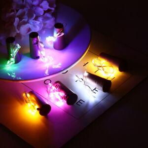2m-20-LED-Mini-Bottle-Stopper-Lamp-String-Fairy-Light-Colorful-Light-Bar-DecPLUS