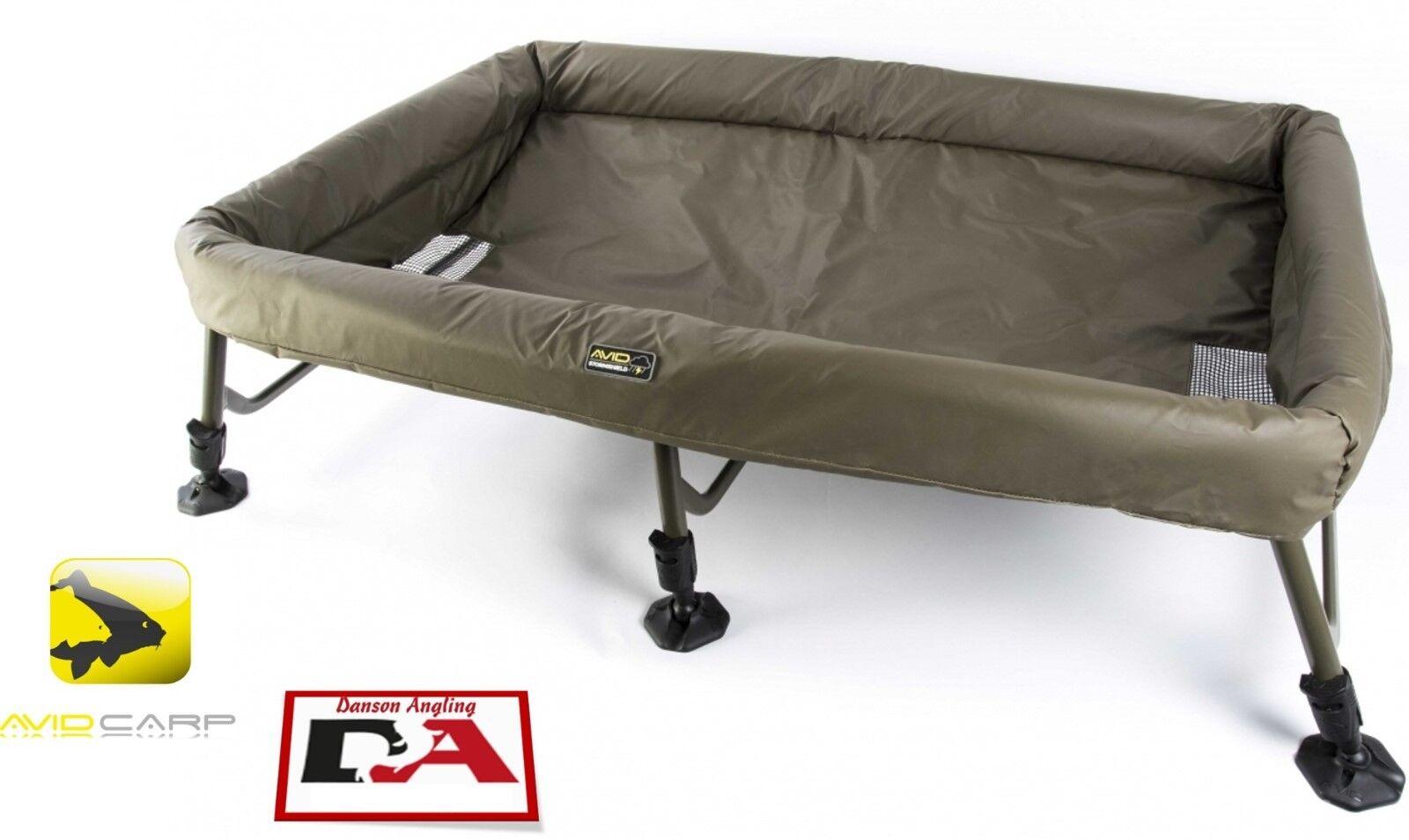 Avid Stormshield Safeguard XL Carp Cradle New New Avid Unhooking Mats