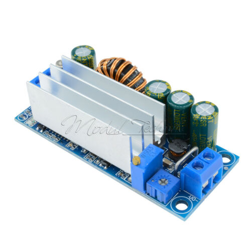 DC Power Supply Auto Step Up// Down Converter Constant Current Buck Boost Module