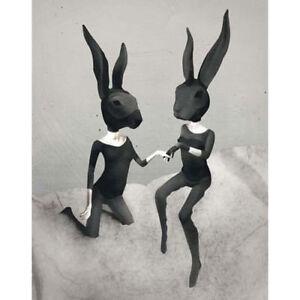 Ruben-Ireland-Be-Mine-ART-PRINT-POSTER-50x70cm-NEW-Visual-Artist-Illustrator