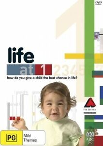 Life-At-One-parenting-DVD-educational-DVD-lifestyle-dvd-new-sealed