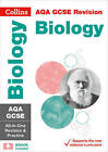 AQA GCSE Biology All-in-One Revision and Practice (Collins GCSE 9-1 Revision) by Collins GCSE (Paperback, 2016)