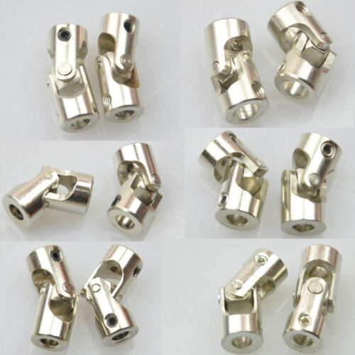 Stainless Steel Shaft Coupling Motor Boat Connector Universal Joint 5x5 4x4 5x4