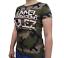 Tunnel-Shirt-034-UNDERGROUND-RULEZ-034-Camouflage-Girls-Groesse-M Indexbild 2