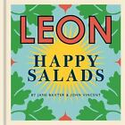 LEON Happy Salads by Jane Baxter and John Vincent (2016, Hardcover)