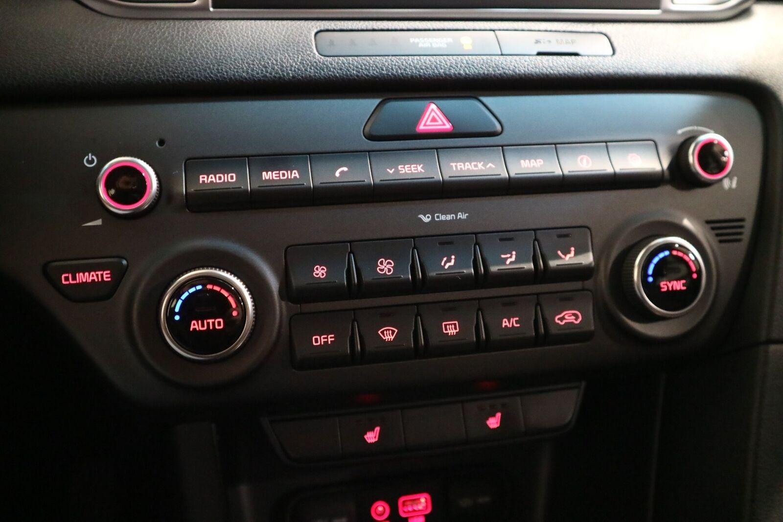Kia Sportage 1,7 CRDi 115 Advance - billede 10