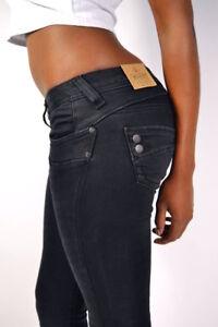 genialste-Herrlicher-PIPER-SLIM-Jeans-DB840-Tempest-Black-schwarz-NEU
