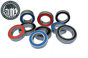 Hub Bearings for Road / Mountain Bike / BMX Hubs (Sold individually)
