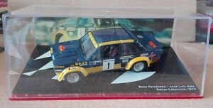 DIE-CAST-034-FIAT-131-ABARTH-RALLYE-CATALUNYA-1979-034-SCALA-1-43