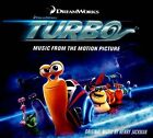 Turbo [Music from the Motion Picture] [Digipak] by Original Soundtrack (CD, Jul-2013, Relativity (Label))