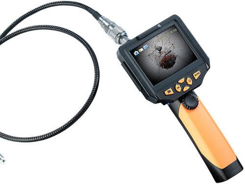 Somikon HD Endoskop Schwanenhals Inspektionskamera Kamera mit TFT Monitor /& Rec