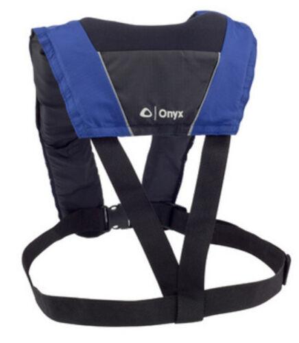 LOT-2-Automatic-Manuel-Life-Jacket-Vest-Auto-Inflatable-PFD-Survival-Flotation