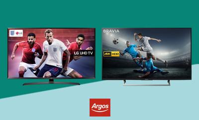 Free Delivery on Premium TVs