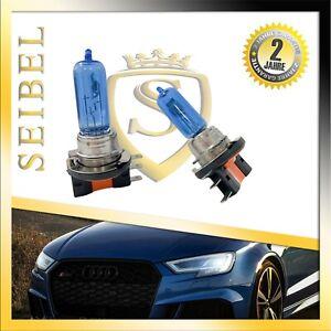 2er-Set-H15-55W-Xenon-Style-Look-Lampen-Weiss-Halogen-Birnen-Autolampe-VW-1