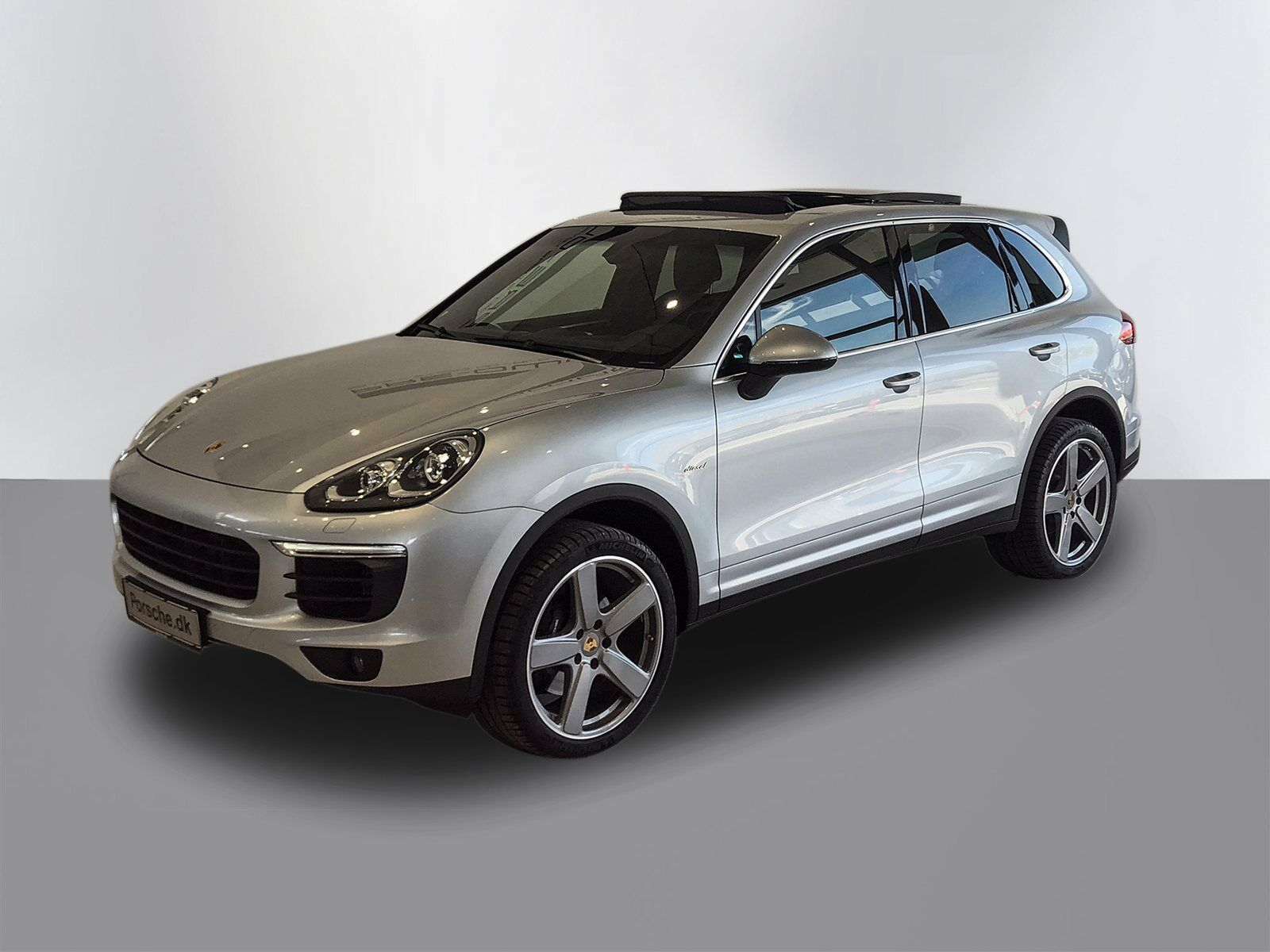 Porsche Cayenne 3,0 D Tiptr. 5d - 929.000 kr.