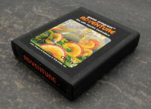 Rare Adventure Atari 2600 Game Cartridge | eBay