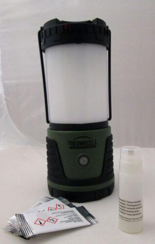 Thermacell outdoor farol protección contra insectos mosquitos lárgate camping lámpara 450122