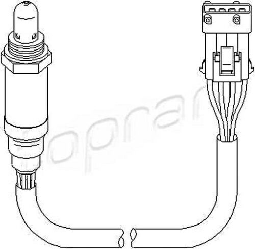 Oxygen Sensor Fits CITROEN Xsara PEUGEOT 406 1.8-2.0L 1995-2004 1628 8C