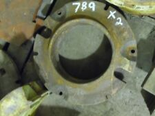 John Deere 2 Cylinder Tractor Rear Wheel 100 Lb Weight Part R28520r Tag 789