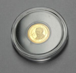 """""""die Kleinsten Goldmünzen"""" - Nauru - 5 Dollars 2011 - Van Gogh Den Menschen In Ihrem TäGlichen Leben Mehr Komfort Bringen"""