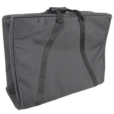 1968-1982 Corvette T-Top Suitcase Storage Bag Black Canvas