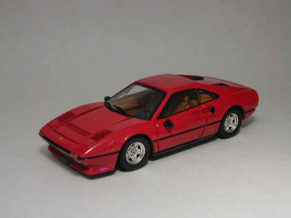 Ferrari 308 Gtb Qv 1982 1982 1982 rot 1 43 Model BEST MODELS 5fbbe9
