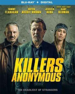 Killers Anonymous [New Blu-ray] Ac-3/Dolby Digital, Digital Copy, Digital Thea