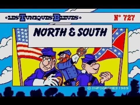 North & South, Atari