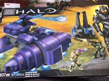 Mega Blocks Halo Covenant Wraith Set 97014 New And Sealed
