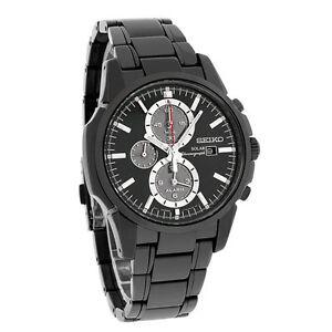 Seiko SSC095 SSC095P1 Mens Solar Alarm Chronograph Watch WR100m RRP $699.00